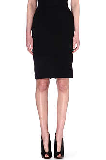 GIVENCHY Kick-flare pencil skirt
