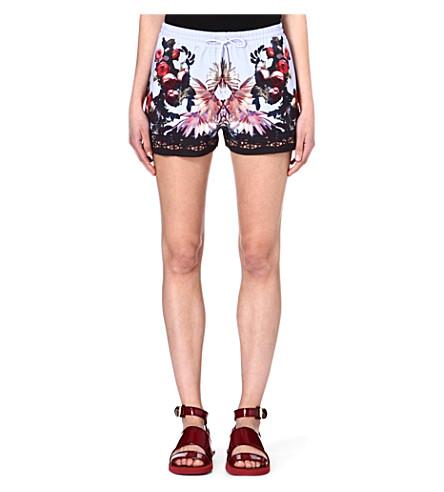 GIVENCHY Floral shorts (Multi