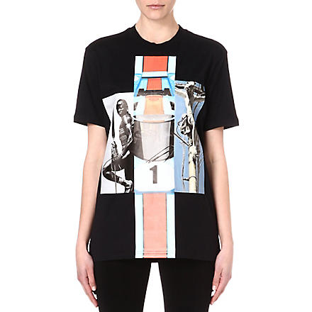 GIVENCHY Formula 1 t-shirt (Black