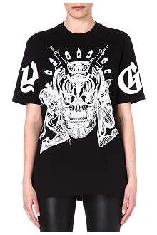 GIVENCHY Elmerinda cotton t-shirt