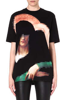 GIVENCHY Madonna cotton t-shirt