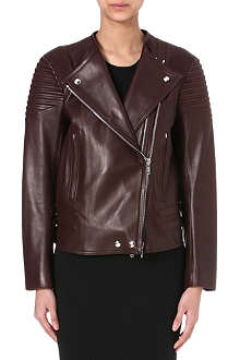 GIVENCHY Leather biker jacket