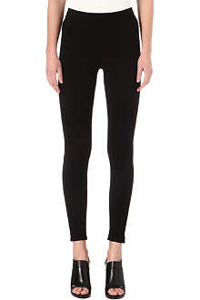 GIVENCHY Zip detail leggings
