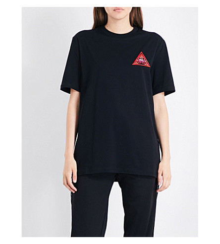 GIVENCHY Realize cotton-jersey T-shirt (Black