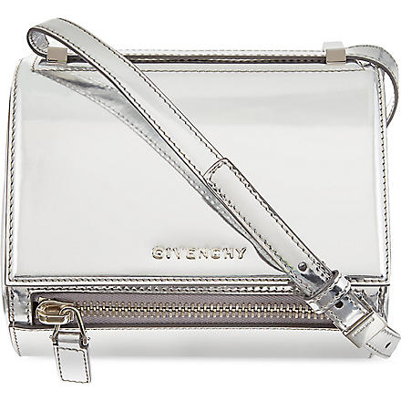 GIVENCHY P60 Pandora's box bag (Silver