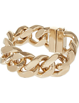 GIVENCHY Gourmette chunky chain bracelet