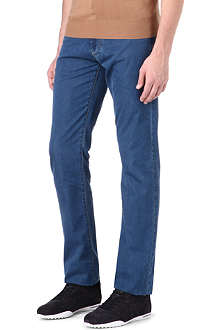 CANALI Slim-fit straight jeans