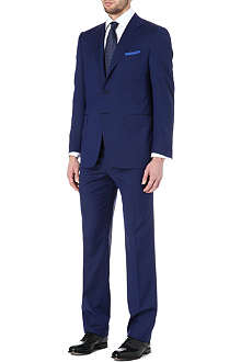 CANALI Single-breasted notch-lapel suit