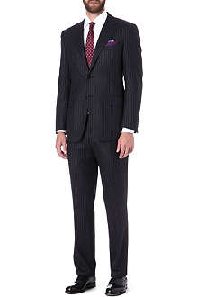 CANALI Pinstripe single-breasted suit