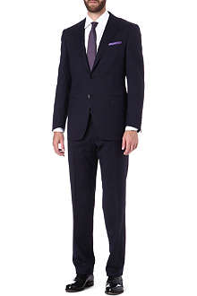 CANALI Pinstriped single-breasted suit