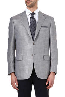 CANALI Single-breasted suit jacket