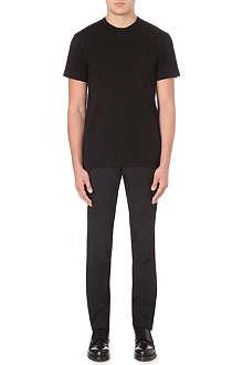 COMME DES GARCONS Tailback cotton-jersey t-shirt