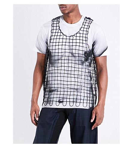 Image result for sleeveless rubber vest