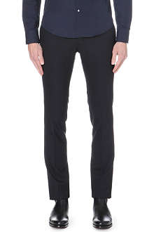 WOOYOUNGMI Stretch-wool trousers