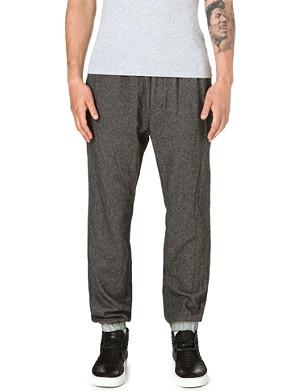 SACAI Drawstring-cuff trousers