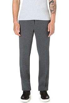 SACAI Tapered wool trousers
