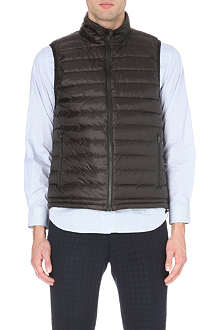 SACAI Sleeveless quilted gilet