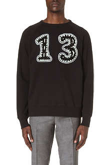 SIBLING Folk 13 sweatshirt