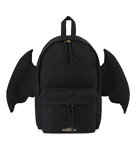 UNDERCOVER Bat wing backpack (Black