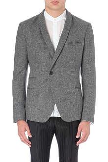 HAIDER ACKERMANN Herrinbone wool blazer
