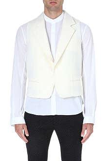 HAIDER ACKERMANN Wool waistcoat