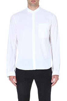HAIDER ACKERMANN Grandad cotton shirt