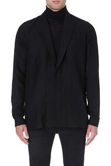 HAIDER ACKERMANN Unstructured shirt jacket