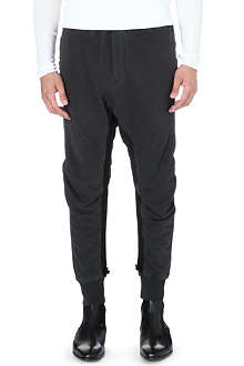 HAIDER ACKERMANN Drop-crotch jogging bottoms
