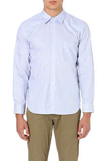 GOLDEN GOOSE DELUXE BRAND Pinstripe cotton shirt