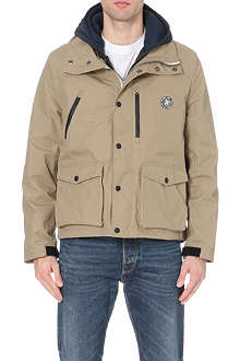 GOLDEN GOOSE DELUXE BRAND Double-layered cotton parka