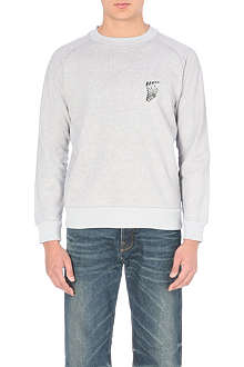 GOLDEN GOOSE DELUXE BRAND Basketball-net sweatshirt