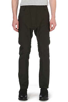 ALEXANDRE PLOKHOV Flight cotton-blend trousers