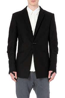 ALEXANDRE PLOKHOV Panelled thumb-strap blazer