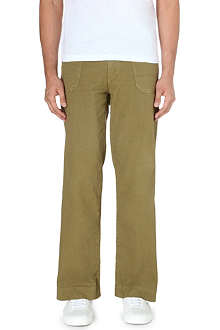 45 RPM Cotton cargo trousers