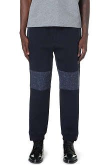 CASELY-HAYFORD Cranmore wool-blend trousers