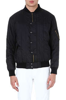 CASELY-HAYFORD Lambton quilted bomber jacket