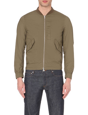 BEAMS PLUS Flight shell jacket