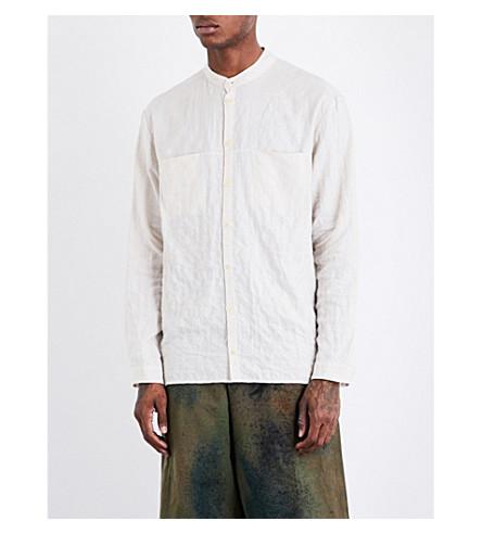 TOOGOOD Architect regular-fit cotton-blend shirt (Chalk