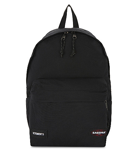 VETEMENTS Eastpak x Vetements backpack (Black