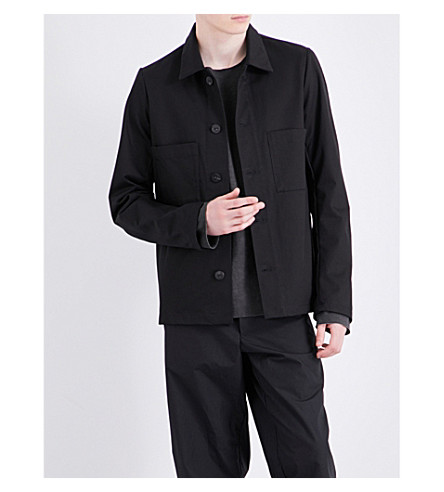 A DICIANNOVEVENTITRE 1923 Worker cotton jacket (Blk