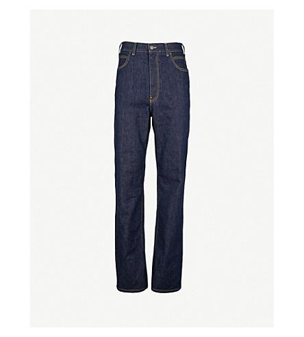 CALVIN KLEIN 205W39NYC Regular-fit wide jeans (Blue