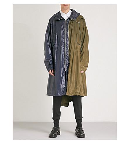 JUUN color de de de abrigo J caqui tamaño gran concha 8qnr8g