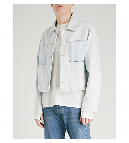MAISON MARGIELA Superbleach denim jacket (Bleach