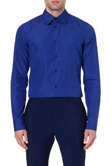 MARNI Slim-fit cotton shirt