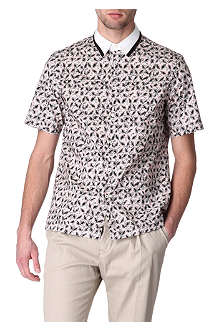 MARNI Printed short-sleeved shirt