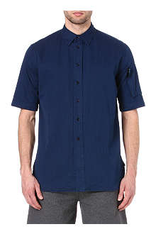 MARNI Denim pocket shirt