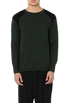 MARNI Colourblocked sweatshirt