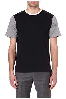 MARNI Colourblock t-shirt