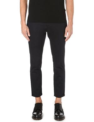 MARNI Turn-up trousers