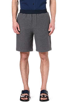 MARNI Multi-pocket sweat shorts